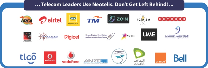 Telecom Leaders Use Neotelis!